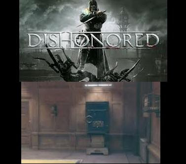 Dishonored Safe Code