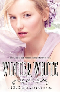 Review of Winter White by Jen Calonita published by Poppy