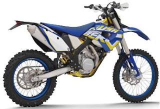 Husaberg FE570S Enduro bike