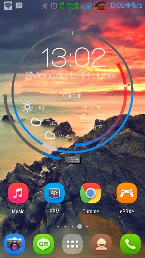 Cara ambil gambar di android tanpa aplikasi