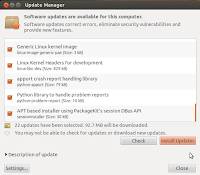 Ubuntu 12.04 offer 92.7 MB download after two weeks