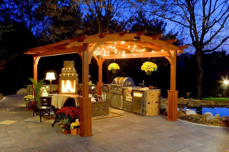 Gallart grupo el blog suelos y puertas de madera en - Focos para patios ...