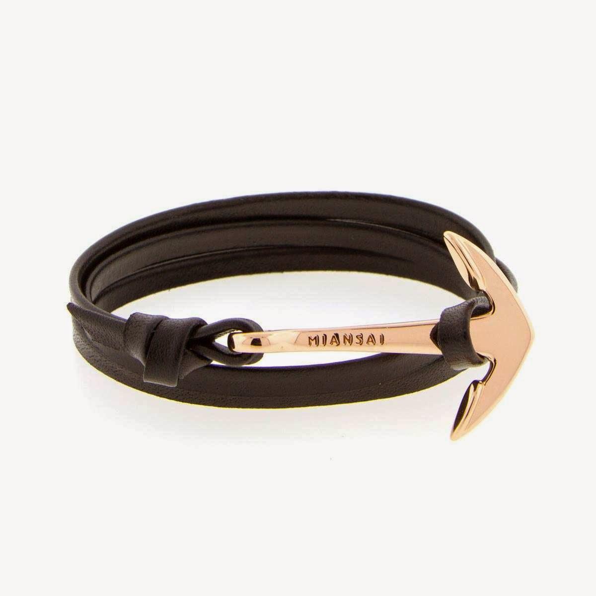 Miansai, Bracelet Ancre