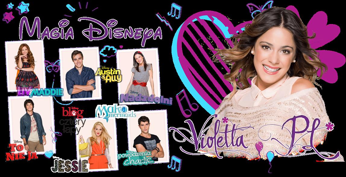 Magia Disneya & Violetta