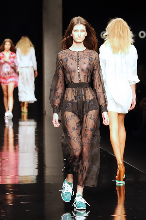 John Richmond Milan Fashion Week S/S 2015
