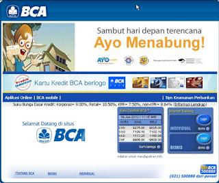 Data Yang Diperlukan Untuk Membuka Rekening BCA