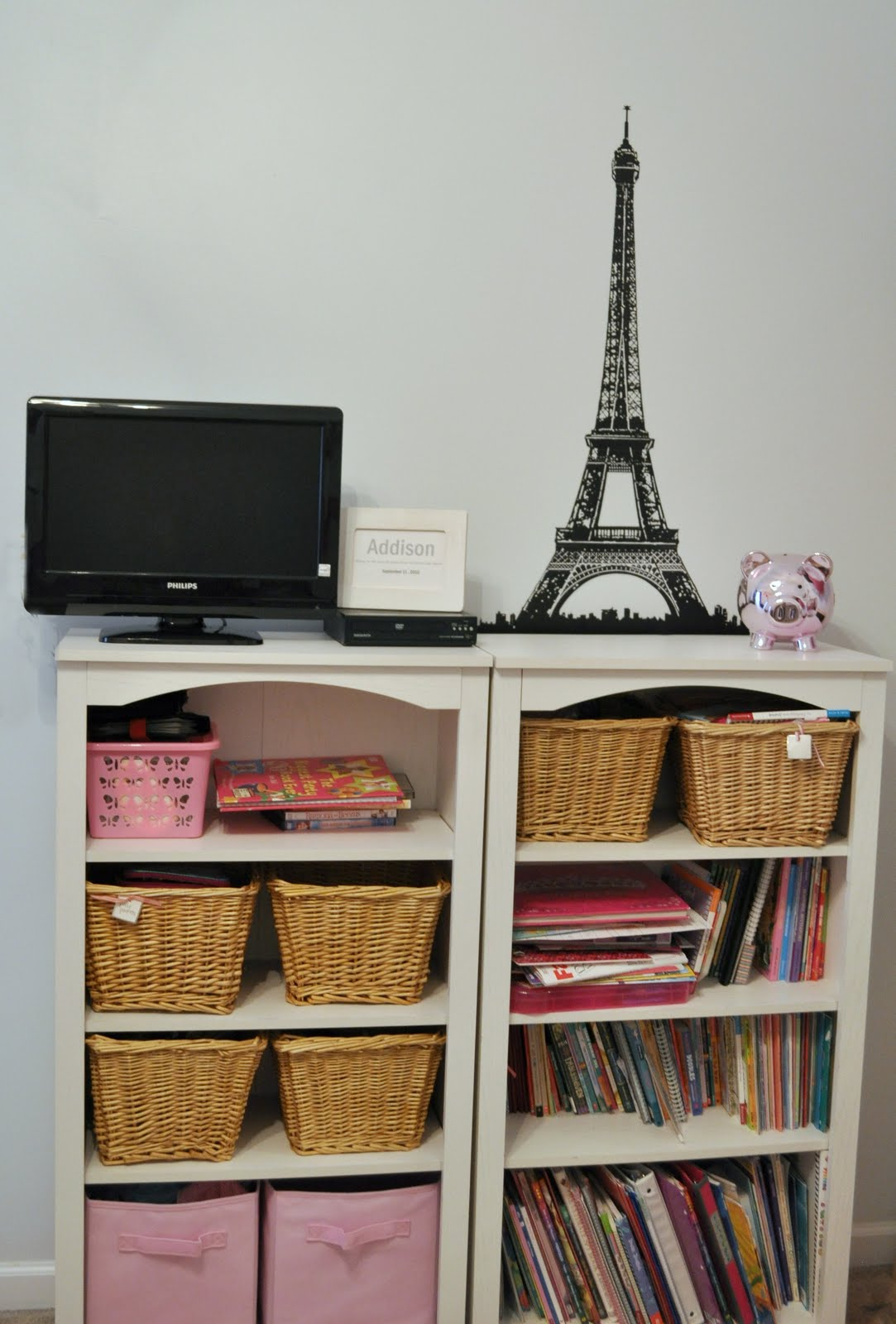 Paris For Bedrooms Shes Crafty Paris Themed Bedroom