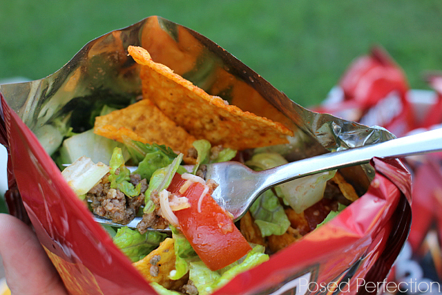 Walking Tacos...or Taco Salad in a Bag