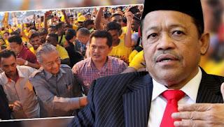 Tetap sayang Tun M walau dia hadir Bersih – Shahidan