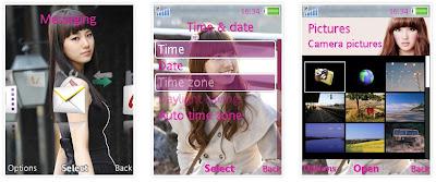 秀智@MISS.A SonyEricsson手機主題for Elm/Hazel/Yari/W20﹝240x320﹞