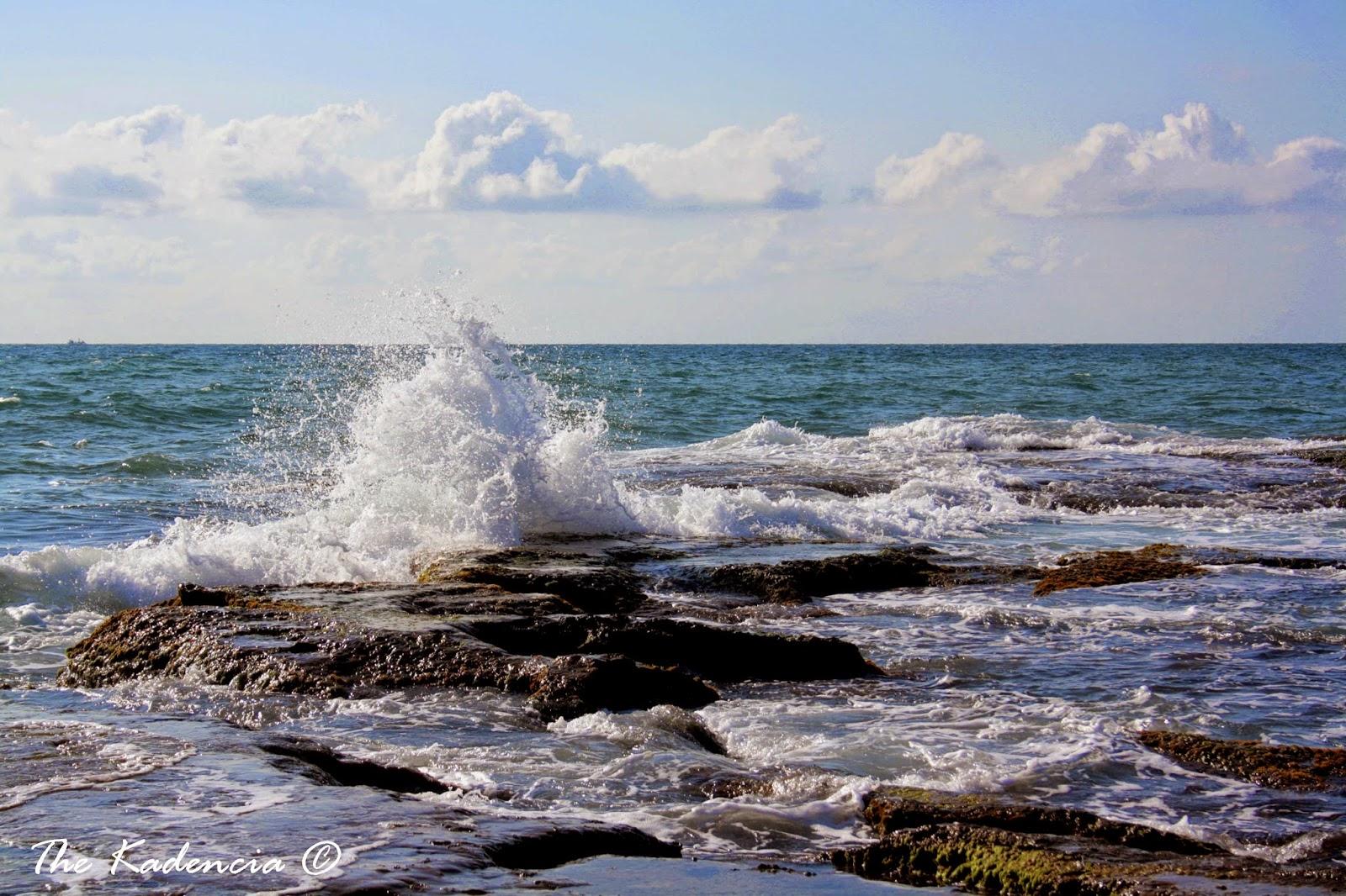 paisaje mar