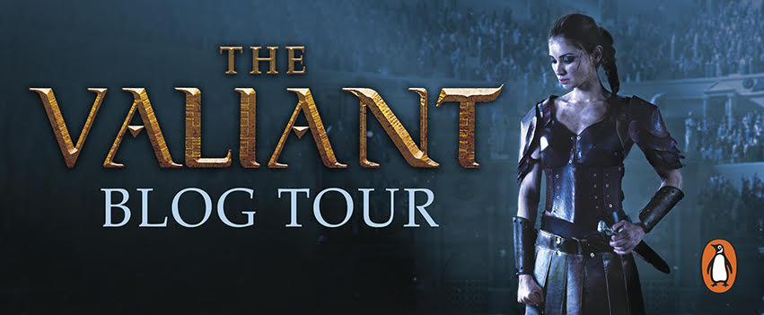 Blog Tour: The valiant