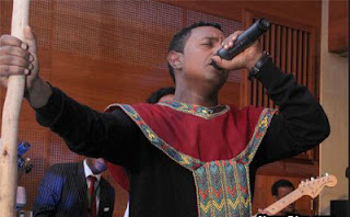 Teddy Afro Ghion hotel addis ababa Concert