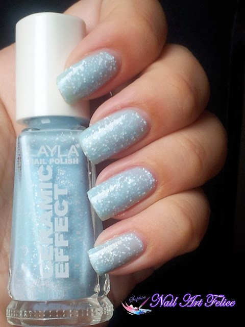 CE104 Celestial Pudding - Ceramic Sorbet Effect Layla - Swatch03 - Nail Art Felice