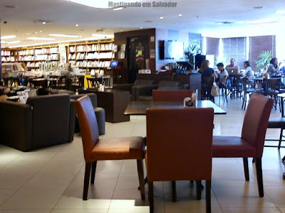 Café Feito a Grão: Ambiente