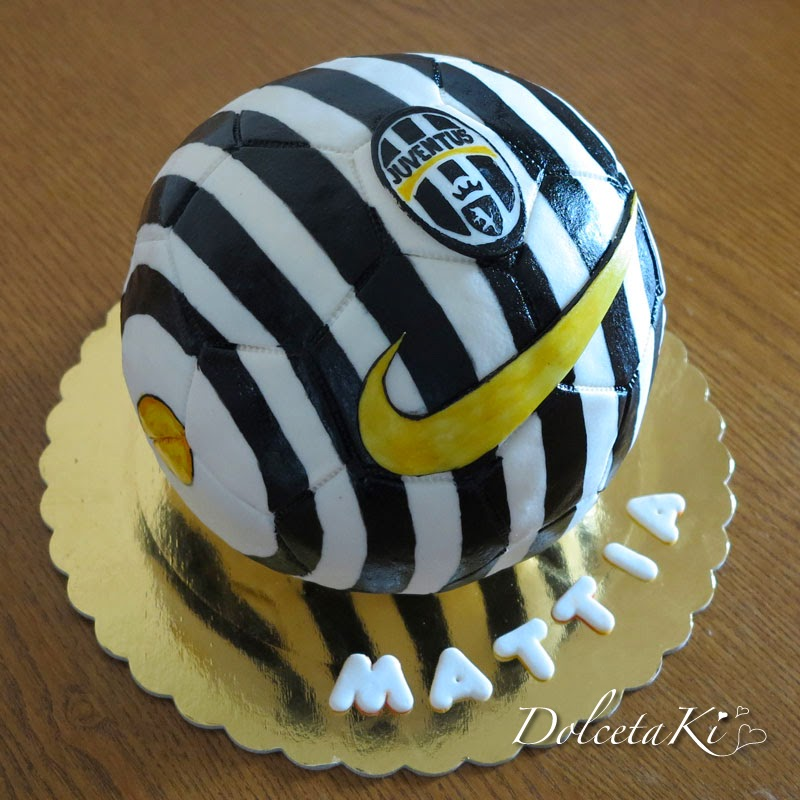 Favori Dolcetaki: Torta Pallone Juventus EA22