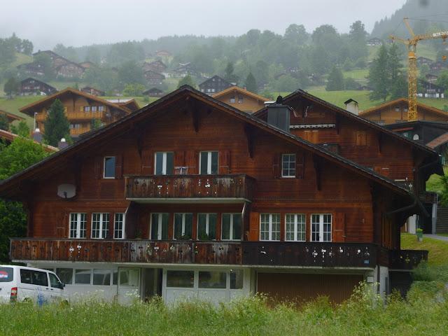 Grindelwald-Oberland Bernes