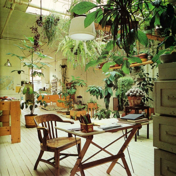 Converted Into Houses (1977): Cigar Factory Interior, New York