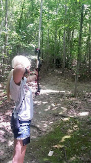 Female Archery Hoyt