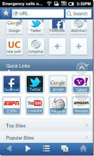 Descargar Uc Web Browser Handler para Android (Apk)