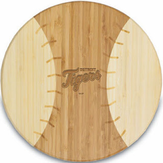 Detroit Tigers MLB Cutting Board