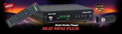 Nova atualização Phantom Mini Plus modificada para Bravíssimo twin transformado - 25/02/2015