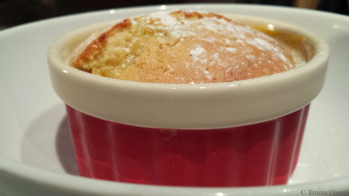 Winter Fruit Sponge Recipe - Adventures of a London Kiwi
