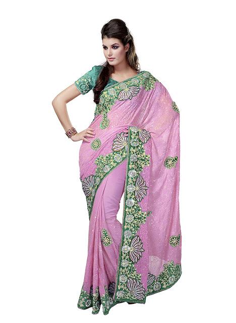 Exclusive Designer Saree, Designer Party Wear Saree, Heavy Bridal Saree