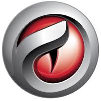 logo comodo dragon browser