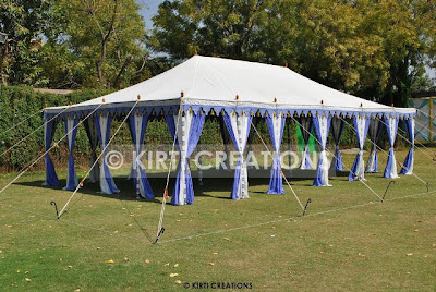 Indian Party Tent
