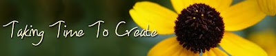 Taking Time To Create