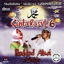 Cinta Rosul 6 - Hadad Alwi & Sulis