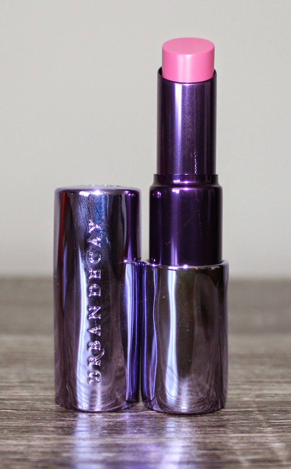 Urban Decay Sheer Revolution Lipstick in Sheer Obsessed