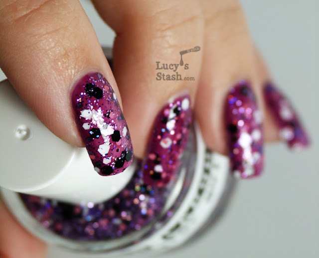 Lucy's Stash - Lush Lacquer Glitter Girl