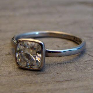 hybrid bezel ring