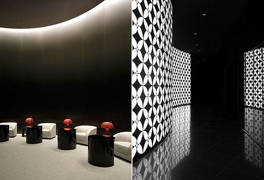 The style dispensary honeymoon the armani hotel dubai for Armani hotel dubai interior design