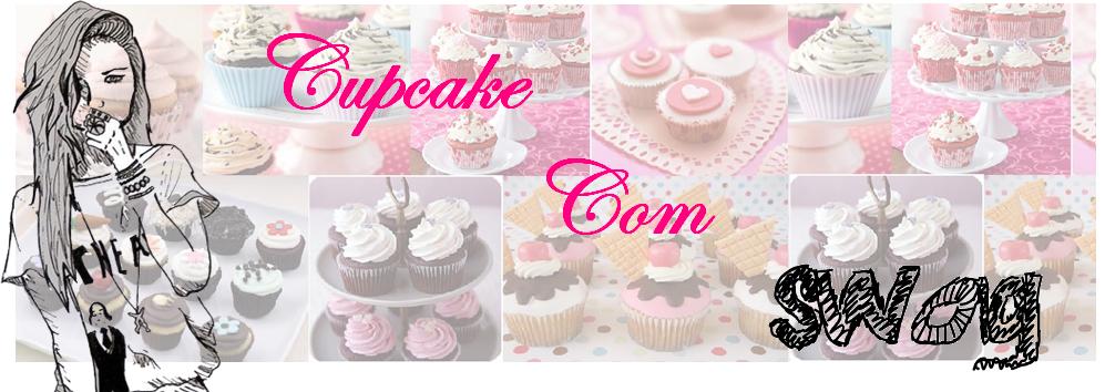Cupcake com Swag