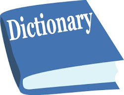 NEED A DICTIONARY?
