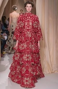 VALENTINO @ SS2015 Haute Couture Collection