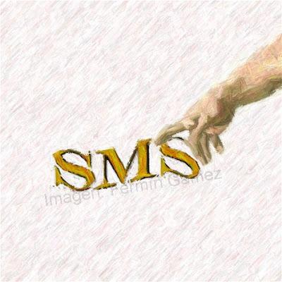 Lo que diría Dios si nos pudiese mandar un SMS