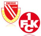 Energie Cottbus - FC Kaiserslautern