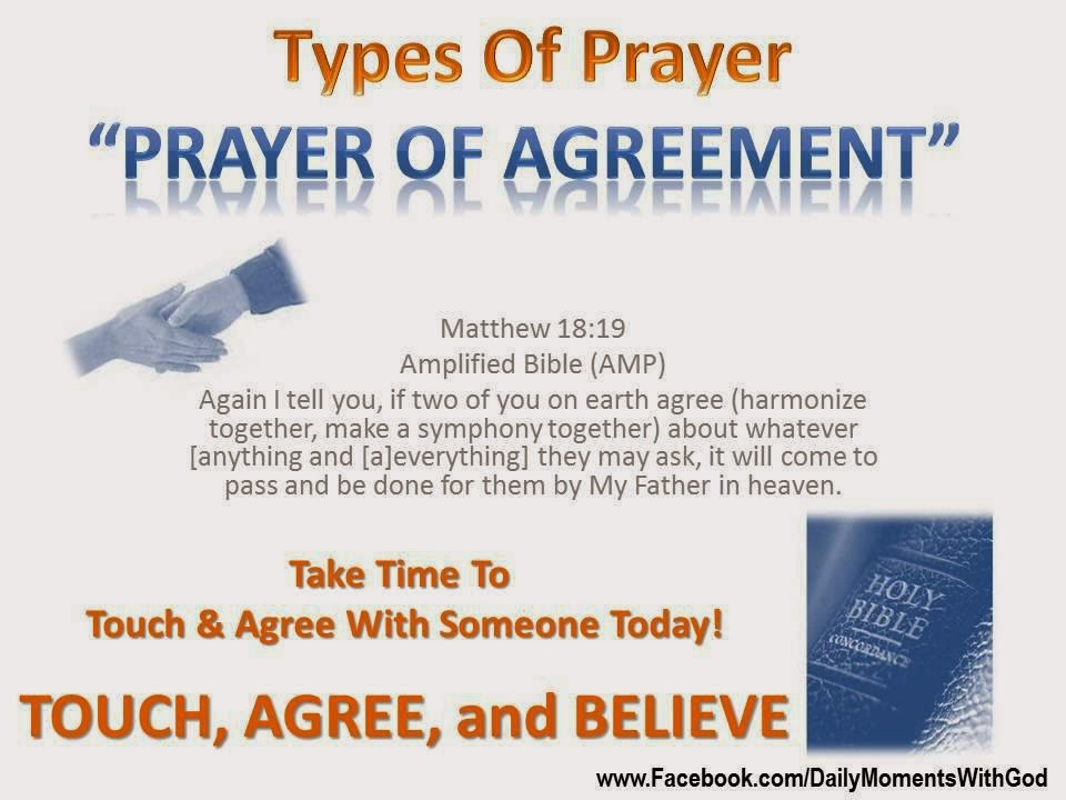 Praying In Agreement