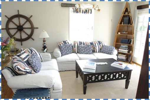 Taking An Old Row Boat And Turning It Into A Bookcase Is A Fun Way To  Express Your Love Of All Things Nautical. Leave The Wood In A Natural  Distressed ...