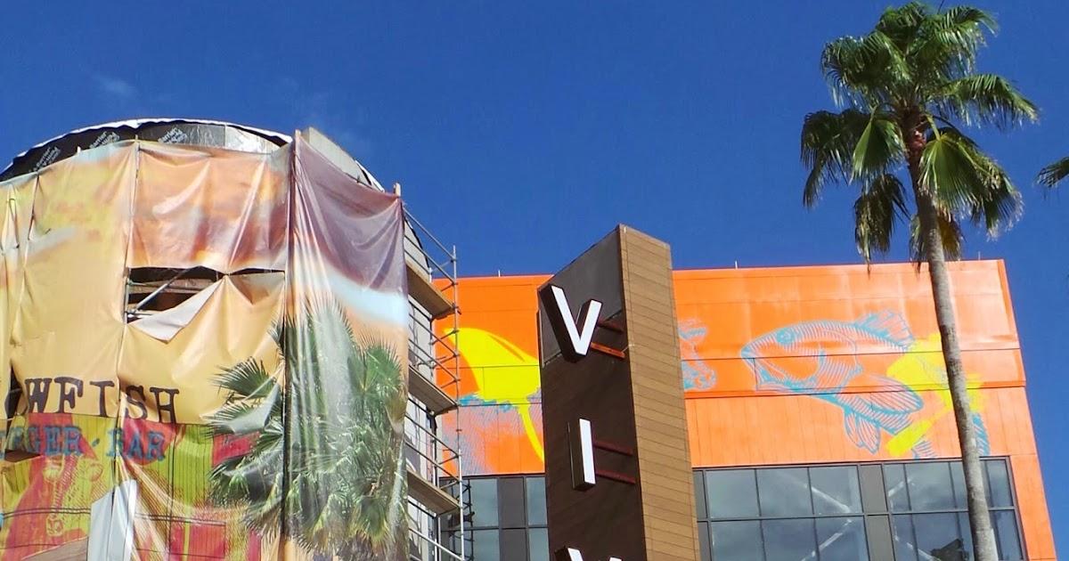 Italian Hotel Universal Studios