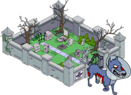 Pet Cemetary + Snarling Zombie
