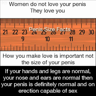 picture shows increase in penis size, length and girlth are money wasted