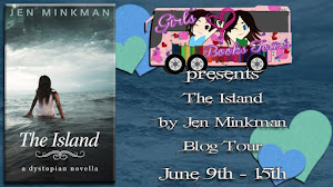 The Island Blog Tour