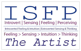 | Introvert | ISFP | Artist |