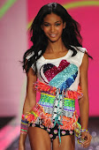 Chanel Iman My Twin!