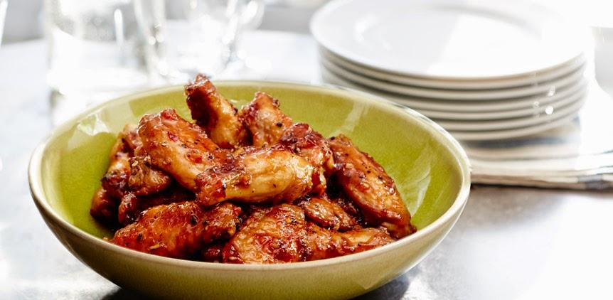 Soirée du samedi? Que diriez-vous de faire des ailes de poulet Exceldor.
